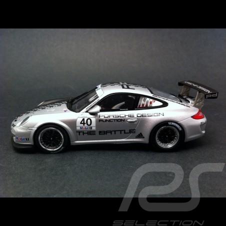 Porsche 997 GT3 Cup 2011 The Battle n°40 1/43 Minichamps WAP0200180C