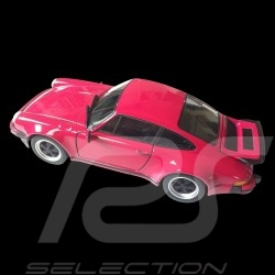 Porsche 911 Turbo 1975 Rose Red 1/24 Welly MAP02493414