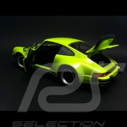 Porsche 911 Turbo 1975 Birch Green 1/24 Welly MAP02493014