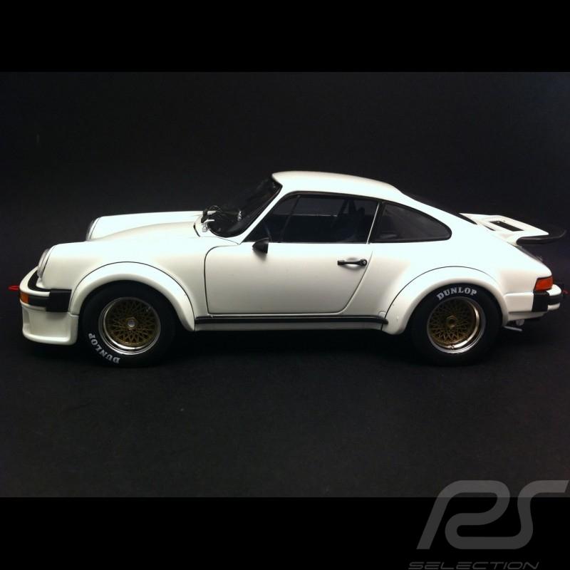 Porsche 934 RSR Grand Prix 1976 white 1/18 Schuco 450033700
