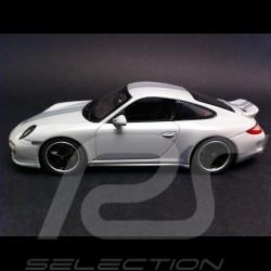 Porsche 911 type 997 Sport Classic grise 1/43 Schuco 450739600