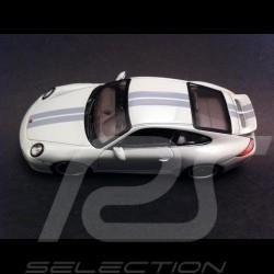 Porsche 997 Sport Classic grey 1/43 Schuco 450739600