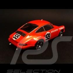 """Porsche 911 Carrera 2.8 RSR """" Brumos """" IMSA 1972 n° 59 1/43 Schuco 450371300"""