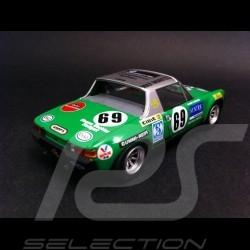 Porsche 914/6 Le Mans 1971 Max Moritz Racing n° 69 1/43 Minichamps 400716569