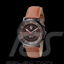Montre Chrono Porsche 911 Targa Classic Porsche Design WAP0700090F Chronographe Watch Uhr