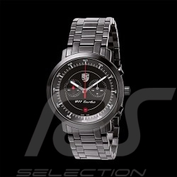 montres porsche sport chrono classic blanche le mans. Black Bedroom Furniture Sets. Home Design Ideas