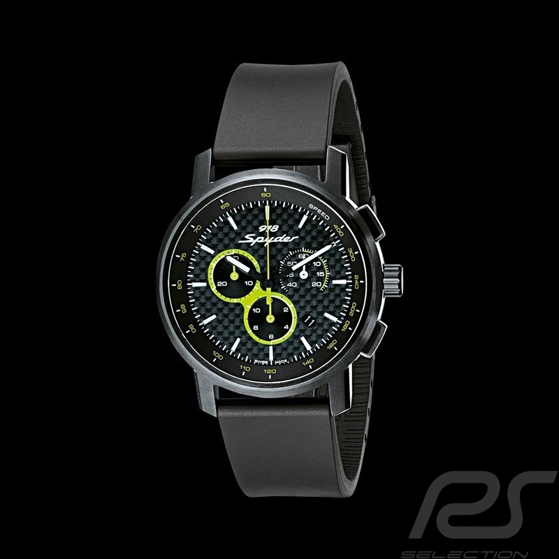 montre porsche chrono classic 918 spyder porsche design. Black Bedroom Furniture Sets. Home Design Ideas
