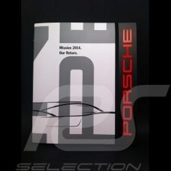 Notizbuch Racing Collection Porsche Design WAP0920050F