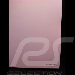 Carnet de notes Collection Racing Porsche Design WAP0920050F Notizbuch Notebook