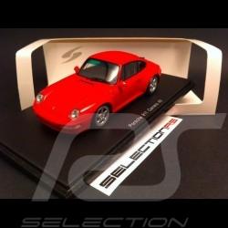Porsche 993 Carrera 4S rouge 1/43 Spark PD04311014