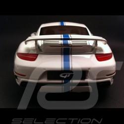 Porsche 991 Turbo S Techart weiß 1/18 GT Spirit GT049