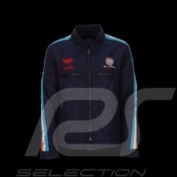 Herren Jacke Gulf Spirit of Racing marineblau