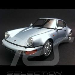 """Porsche 964 1993 JUBILÄUM """" 911 30 JAHRE """" grau 1/18 GT Spirit ZM031"""