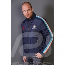 Vestes homme Gulf Spirit of Racing bleu marine