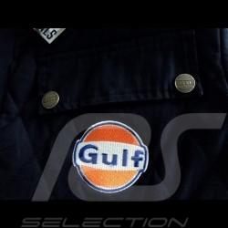Herren Steppjacke Gulf marineblau