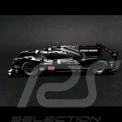 Porsche 919 Hybrid Le Mans 2015 n° 919 noire 1/43 Spark WAP0205020F