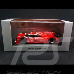 Porsche 919 Hybrid Le Mans 2015 n° 919 rot 1/43 Spark WAP0205000F