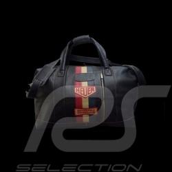 Sac de voyage Gulf cuir Travel bag leather Reisetasche Leder