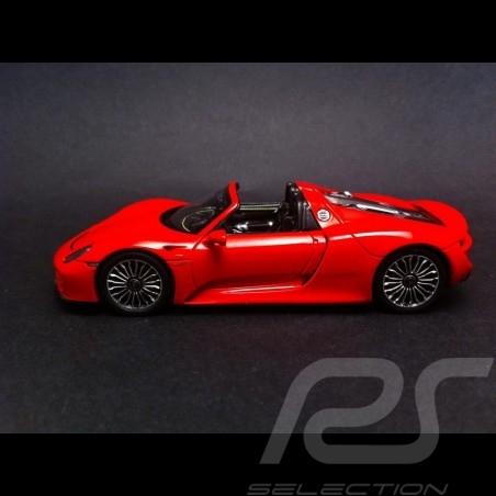 Porsche 918 Spyder red 1/43 Spark MAP02019415