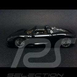 Porsche 918 Spyder black 1/43 Spark MAP02019615