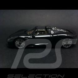 Porsche 918 Spyder noir 1/43 Spark MAP02019615