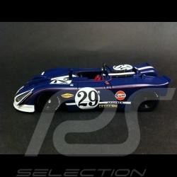 """Porsche 908 Spyder """" Flunder """" n° 29 Le Mans 1970 1/43 Spark MAP02020615"""
