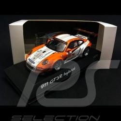 Porsche 997 GT3 R Hybrid n° 911 Atlanta 2010 1/43 Spark  MAP02020915