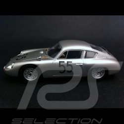 Porsche 356 B Carrera GTL Abarth n° 55 Vainqueur Solitude 1/43 Spark MAP02020715