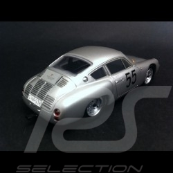 Porsche 356 B Carrera GTL Abarth n° 55 Solitude Sieger 1/43 Spark MAP02020715