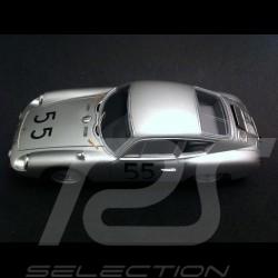 Porsche 356 B Carrera GTL Abarth n° 55 Winner Solitude 1/43 Spark MAP02020715