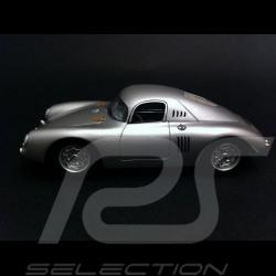 """Porsche 550 Prototype  """" Le Mans Coupé """" 1953 argent 1/43 Spark MAP02020515"""