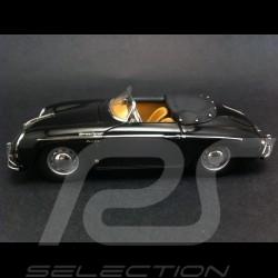 Porsche 356 A Speedster De Luxe 1958 noir 1/43 Spark S1359