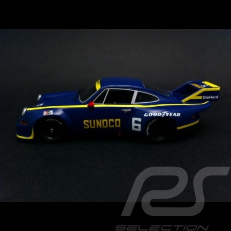 Porsche 911 RSR 1973 Sunoco n° 6 1/43 Spark S3426