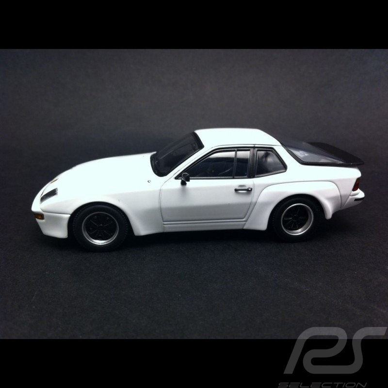 Porsche 924 Carrera GTS white 1/43 Minichamps MAP02005115