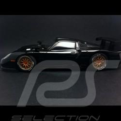 Porsche 911 GT1 1997 noire 1/18 Autoart 89770