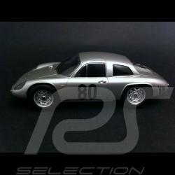 Porsche 356 B 2000 GS Carrera GT n° 80 1/43 Spark MP008