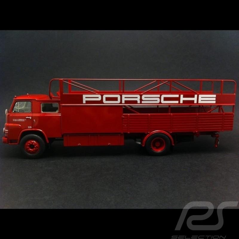 MAN 635 Porsche Racing Truck 143 Schuco 450894400