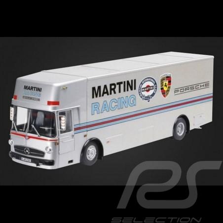 Mercedes Benz O 317 Porsche Martini Renntransporter 1/18 Schuco 450032100