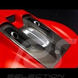 Porsche 918 Spyder 2015 red 1/18 Spark 18S169