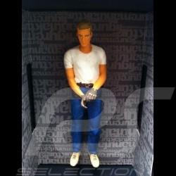 James Dean 1/18 Diorama modell AE180023