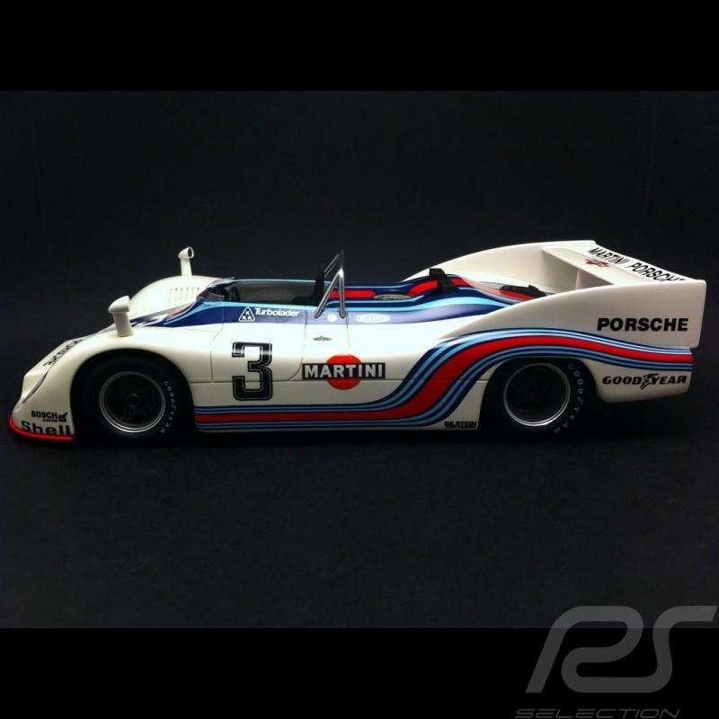 Porsche 936 Martini n° 3 vainqueur winner sieger Monza 1976 1/18 Truescale TSM141827R