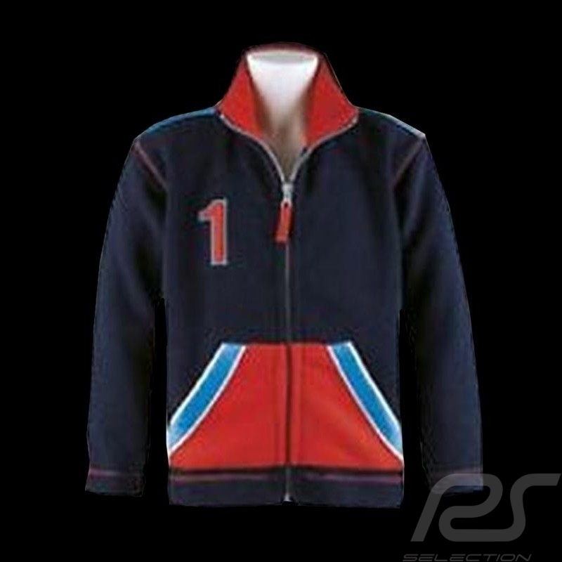 Veste polaire Teddy enfant Porsche Design WAP573 KID KINDER