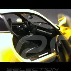 Porsche 991 GT3 2013 yellow 1/18 Minichamps 110062721