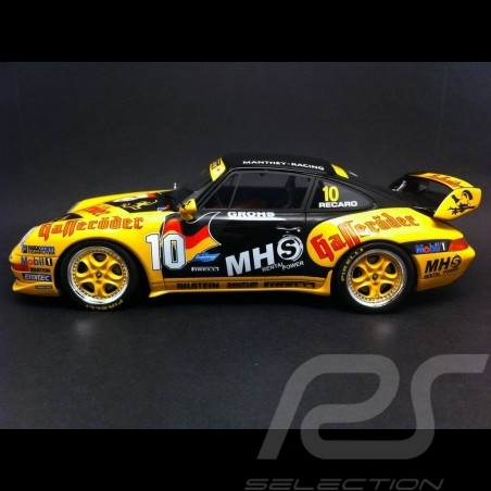 Porsche 993 Cup Manthey Racing N° 10 1/18 GT Spirit GT071