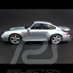 Porsche 993 Turbo argent 1/18 GT Spirit ZM026