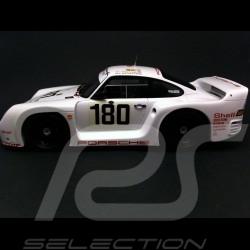 Porsche 959 type 961 Le Mans 1986 n° 180 1/18 Spark 18S048