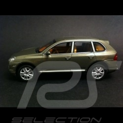 Porsche Cayenne 2007 grau 1/43 Minichamps WAP02061317