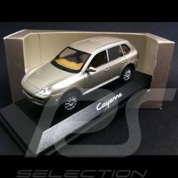 Porsche Cayenne 2003 grey 1/43 Minichamps WAPC2000513