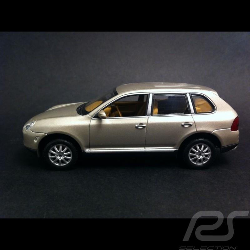 Porsche Cayenne 2003 grau 1/43 Minichamps WAPC2000513