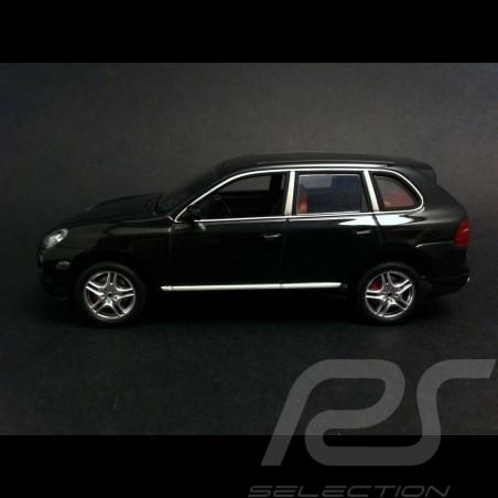 Porsche Cayenne Turbo phase 1 aubergine 1/43 Minichamps WAPC2000113